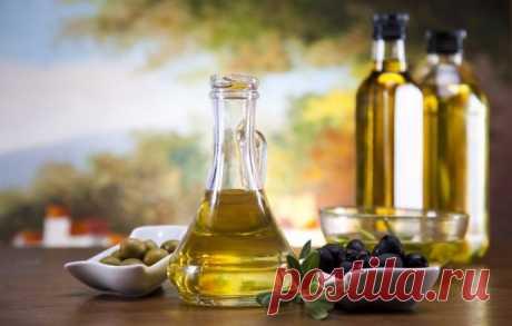 10 modos de la aplicación del aceite de oliva por apariencias
