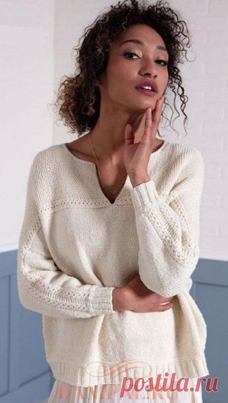 Пуловер «Sentosa»