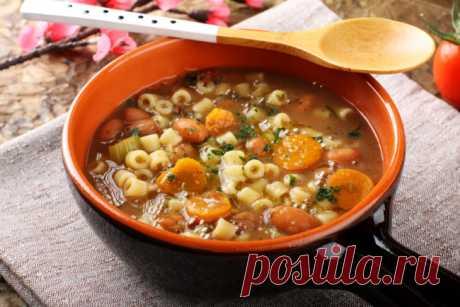 Как сварить тосканский суп с фасолью и макаронами: рецепт для мультиварки Рецепт простого и сытного супа в итальянском стиле
