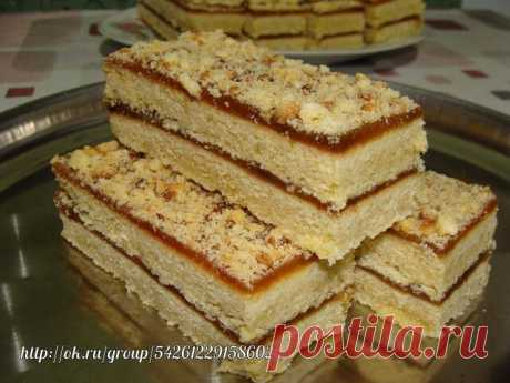 Рецепт приготовления пирожного за 22 копейки   OK.RU