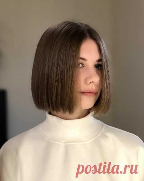 Стрижка каре на короткие волосы 2022 – самые стильные виды