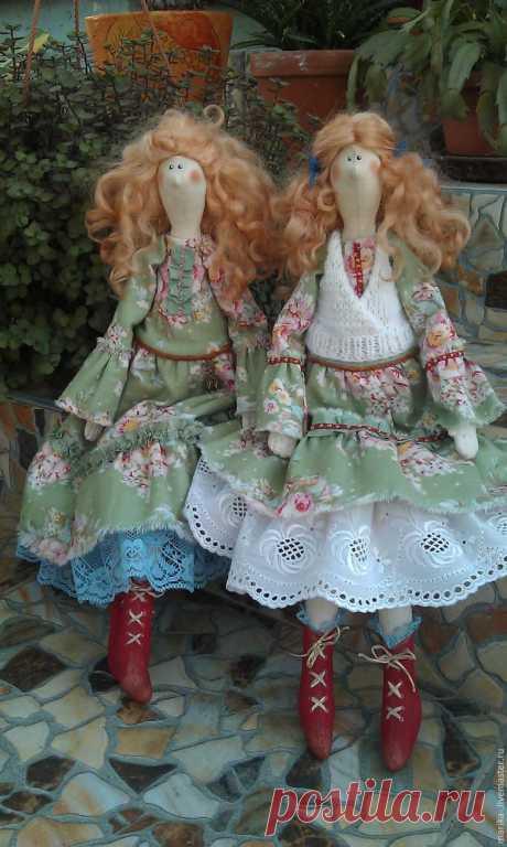 Делаем причёску для куклы из овечьей шерсти - Ярмарка Мастеров - ручная работа, handmade