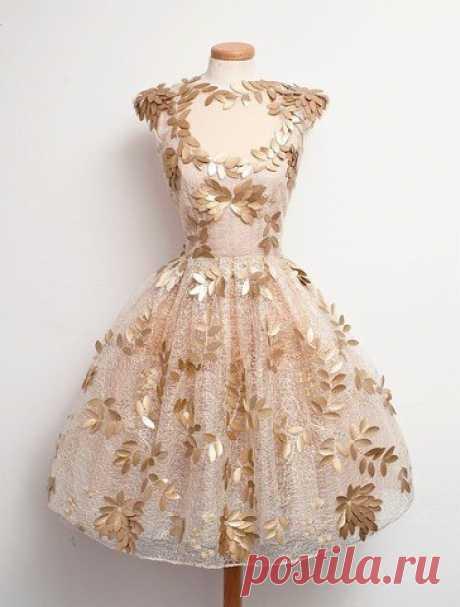 Очаровательные, изящные, романтичные платья в стиле винтаж. Полюбуемся? Кликайте на фото, чтобы посмотреть все