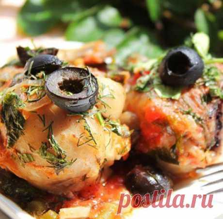Курица по-провански, 49 рецептов из курицы