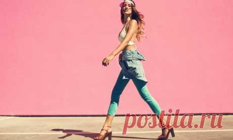 7 советов для тех, кто хочет красивую и грациозную походку | Tabulo