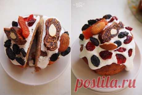 Пасхальные куличи на опаре рецепт – выпечка и десерты. «Еда»
