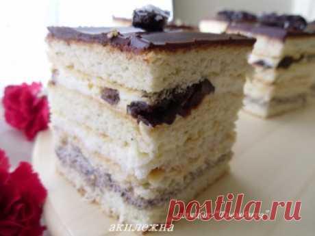 Пляцок «Трембита» : Торты, пирожные