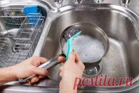 Как вернуть посуде блеск?