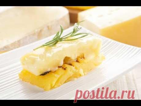 Полента с сыром рецепт - Быстро, вкусно и недорого - Polenta Recipe