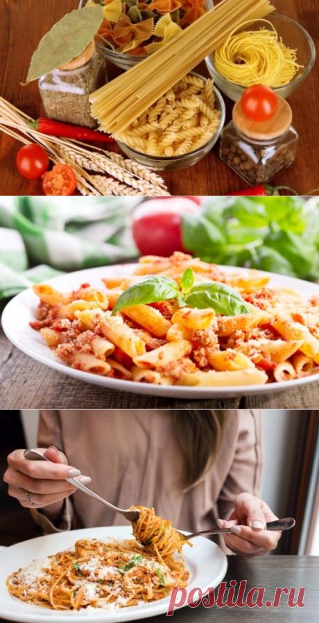 Золотые правила приготовления макаронных изделий в Италии - новости Италии