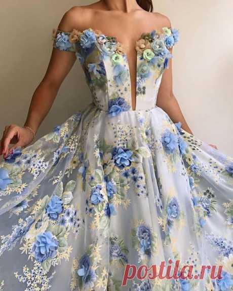 Невероятно красивые платья — Красота и мода