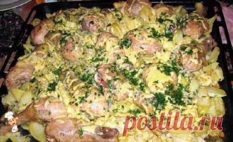 Картошка, которая выручит всегда! | Готовим рецепты | Яндекс Дзен