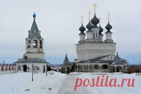 (1) Муром. Часть 5. Воскресенский монастырь: michailov_na — ЖЖ