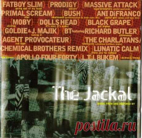 VA - The Jackal — Soundtrack 1997 (MCAD-11688) UK/USA Download
