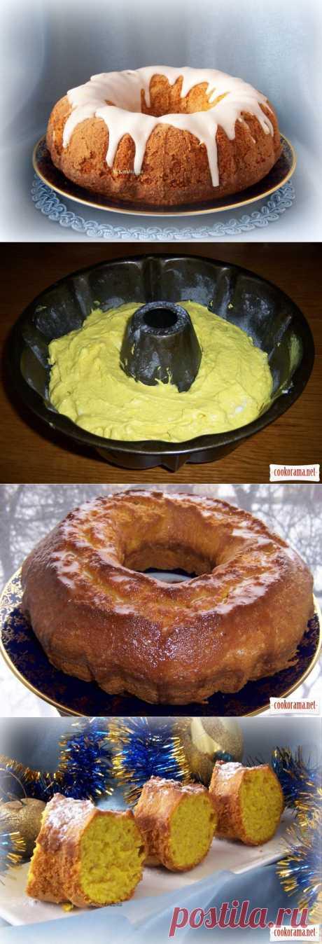 Кекс лимонный / Кексы и маффины / Кукорама — вкусные рецепты!