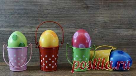6 безвредных красителей для пасхальных яиц, которые советуют наши бабушки | Ура! Повара 👨🍳 | Яндекс Дзен