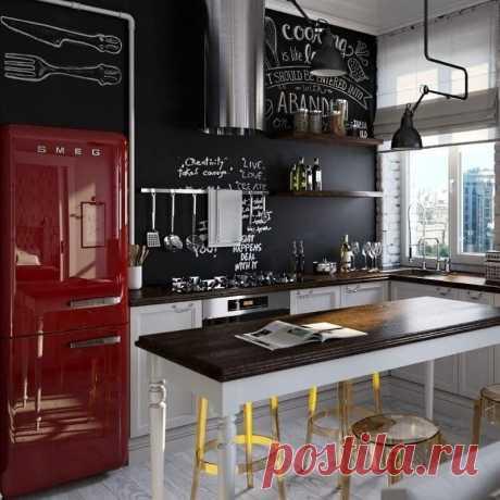 Только не плитка: 5 «неизбитых» вариантов оформления кухонного фартука – стильно и практично | ДЗЕН ДЛЯ ДОМА | Яндекс Дзен