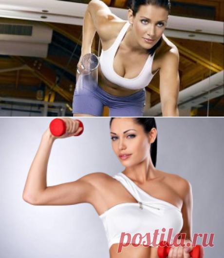 Тренировка в домашних условиях для девушек | Sport My Way | Sport - My Way