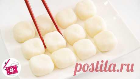 УДИВИТЕЛЬНЫЙ Корейский ДЕСЕРТ за 3 Минуты! Как сделать СЛАДКИЙ СЛАЙМ из Молока. Готовим Дома Готовлю необычный японский десерт (жевательные молочные конфеты) буквально за пару минут! Конфеты из простых продуктов. И называется это чудо - Моти или Мочи...