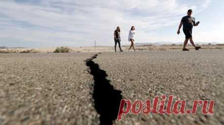 Крупный разлом в земной коре активизировался впервые за 500 лет — Naked Science Серия землетрясений разбудила «спящий» тектонический разрыв. Изучение этого явления показало, что мощные подземные толчки в некоторых регионах почти невозможно прогнозировать.