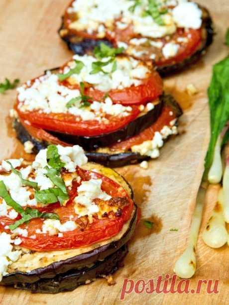Баклажаны, запеченные с помидорами и сыром - Kurkuma project (Проект Куркума) Мы собираем для Вас только самые вкусные и интересные рецепты со всего света. Процесс приготовления еды с нами станет проще и интересней.