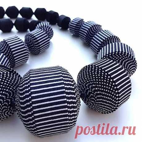 Ожерелье своими руками: когда красота не имеет границ. 100 идей - Сам себе мастер - медиаплатформа МирТесен