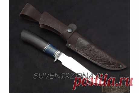 Купить нож «Турист» из стали D2 малый