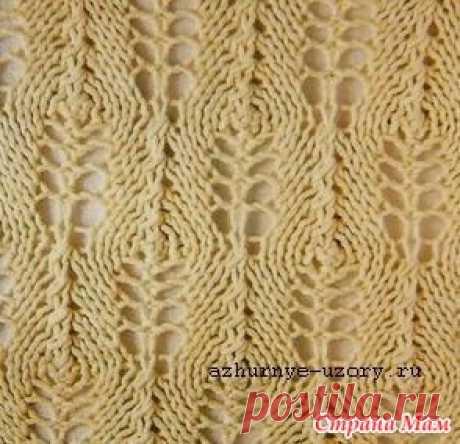 . Пожалуйста, помогите в вязании узора по схеме - Вязание - Страна Мам