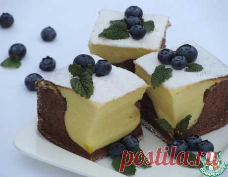 Нетрадиционный чизкейк – кулинарный рецепт