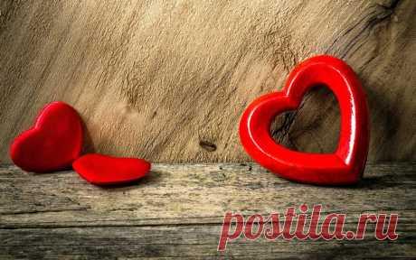 Обои на рабочий стол (К Дню Святого Валентина)