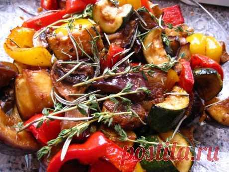3 вкуснейших маринада для овощей на мангале