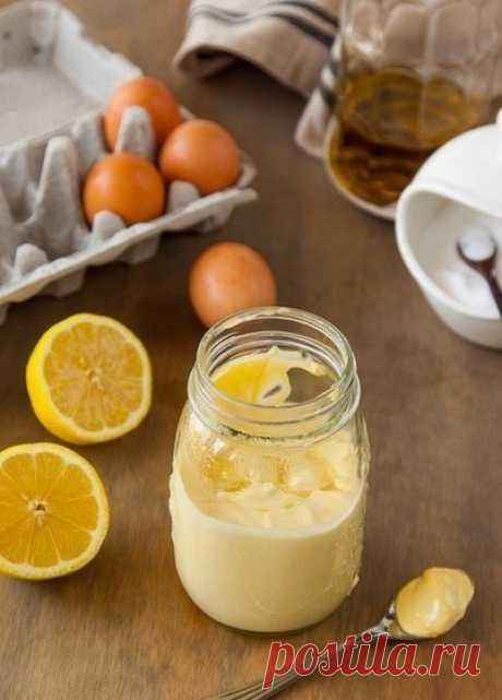 Como preparar de casa vkusneyshy la mayonesa. - la receta, los ingredientes y las fotografías