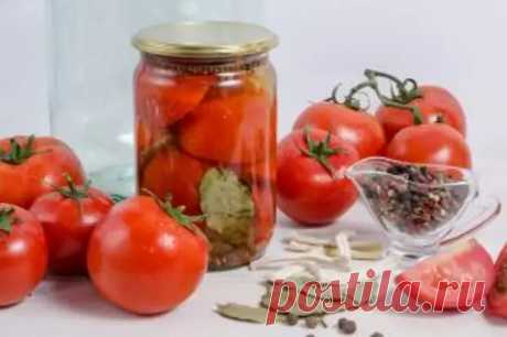 Закрутим в банку помидоры. 6 способов консервирования - АиФ Кухня - медиаплатформа МирТесен