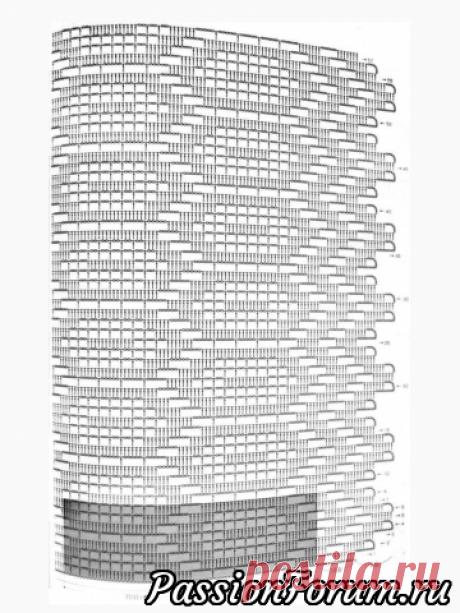 Первая работа - запись пользователя Galina (Галина) в сообществе Вязание крючком в категории Вязание крючком для начинающих