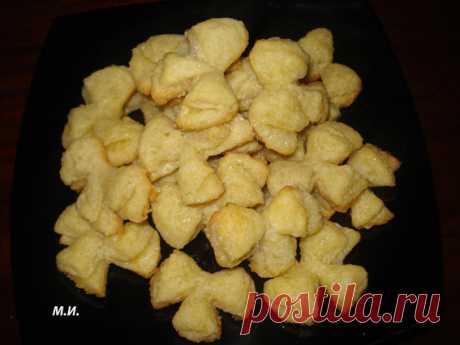Печенье из сыра Дружба