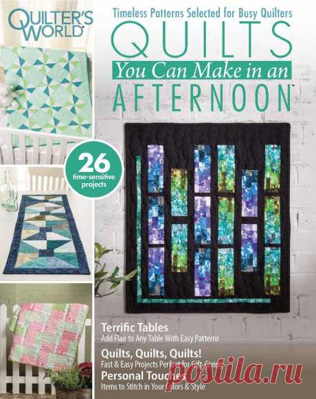 Quilter's World Special Edition 2020
