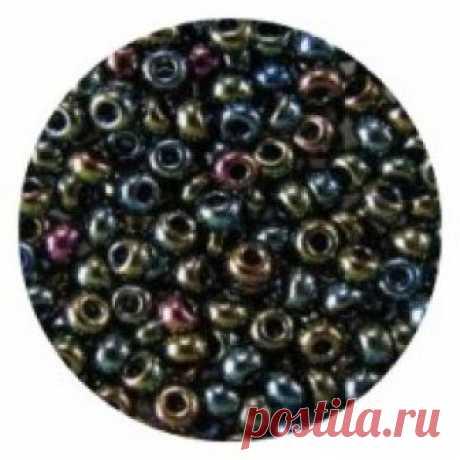 """Бисер Preciosa """"Чарiвна Мить"""", 10/0 (59155), 50 г Бисер Preciosa, изготовленный из стекла круглой формы, позволит вам своими руками создать оригинальные ожерелья, бусы или браслеты, а также заняться вышиванием. В бисероплетении часто используют бисер разных размеров и цветов. Он идеально подойдет для вышивания на предметах быта и женской одежде."""