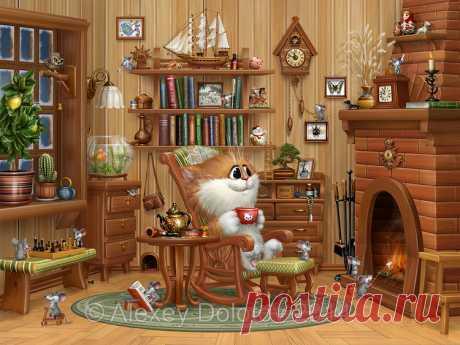 коты алексея долотова картинки: 8 тыс изображений найдено в Яндекс.Картинках