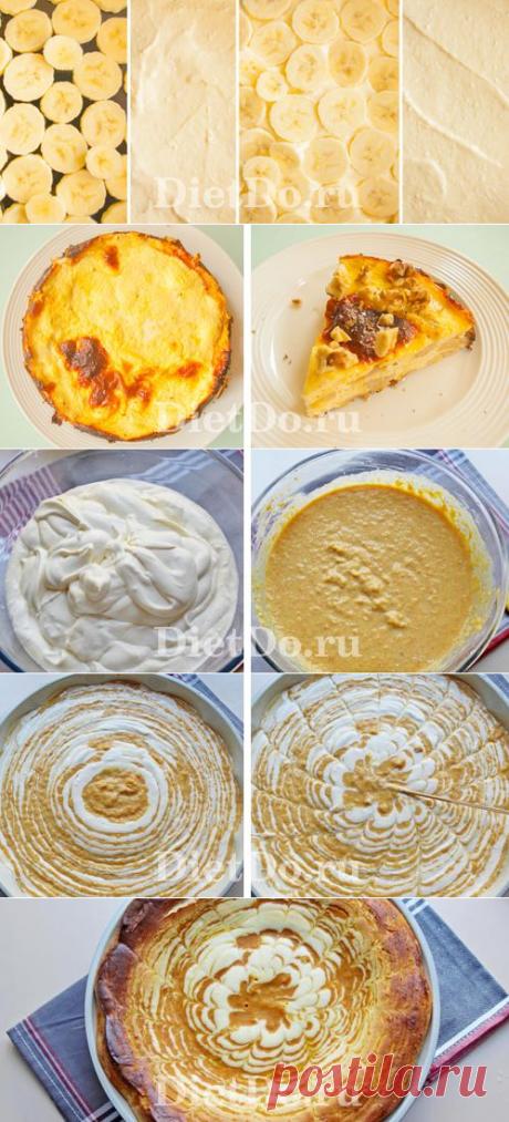 ПП запеканка из творога в духовке: ТОП-12 рецептов
