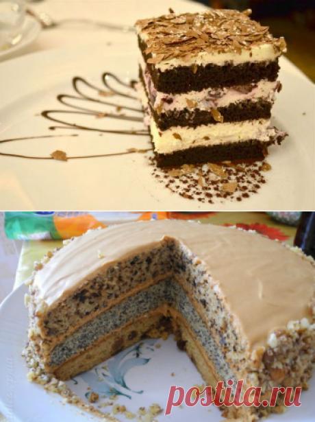 Las recetas sabrosas: la Torta «el hebreo Pobre» - la torta muy original y sabrosa con falta una sola – él siempre acaba demasiado rápidamente. ¡!!!