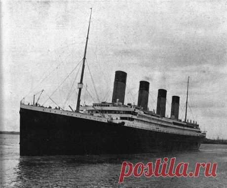 Сироты «Титаника»: история выживших братьев, которых похитил собственный отец | Мел