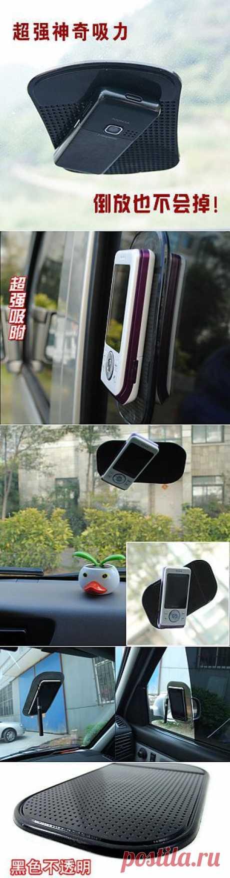 Магнитный коврик в автомобиль и не только!