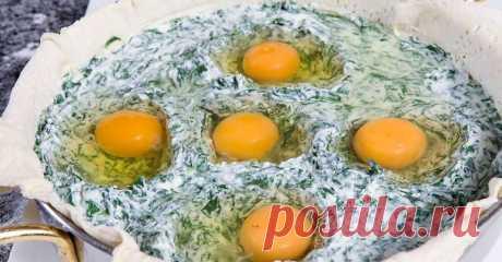 Быстрый утренний пирог по рецепту Юлии Высоцкой. Во Флоренции такие пироги готовят каждый день!