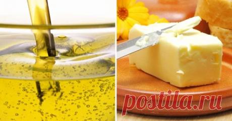 Сливочное масло в выпечке можно заменить растительным. Таблица пропорций | Записки кухарки | Яндекс Дзен