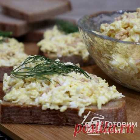Намазка на хлеб из печени трески и плавленого сырка - пошаговый рецепт с фото на Готовим дома