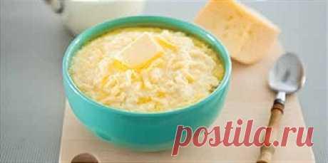 Пшенная каша с сыром - Рецепты для Мультиварки