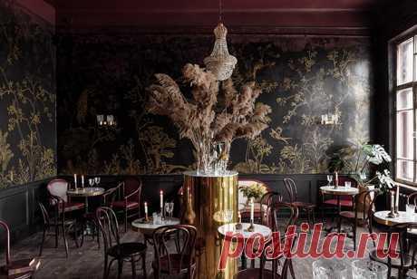 Владимир Анд: винный бар в Краснодаре • Интерьеры • Дизайн • Интерьер+Дизайн