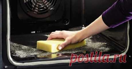 Как без труда отмыть духовку. Самый простой и доступный способ