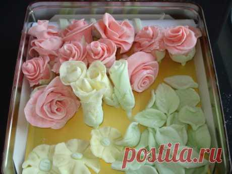 Рецепты мастики для торта которая получается всегда!