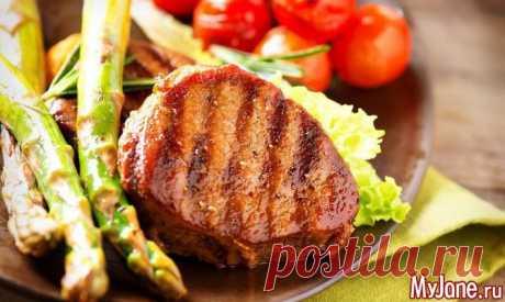 Оригинальные мясные блюда - мясо, говядина, бефстроганов, рецепты